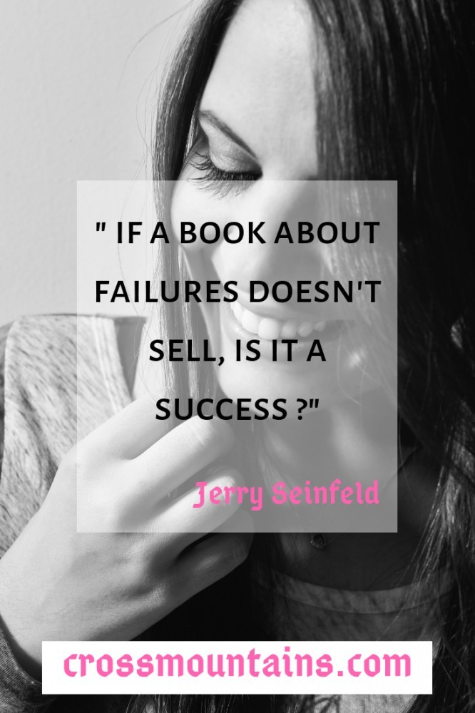 inspirational funny quotes about success and failures