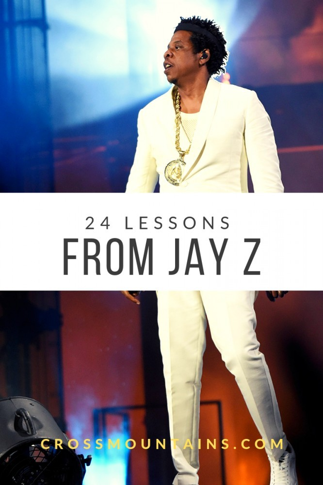 lessons from jay z