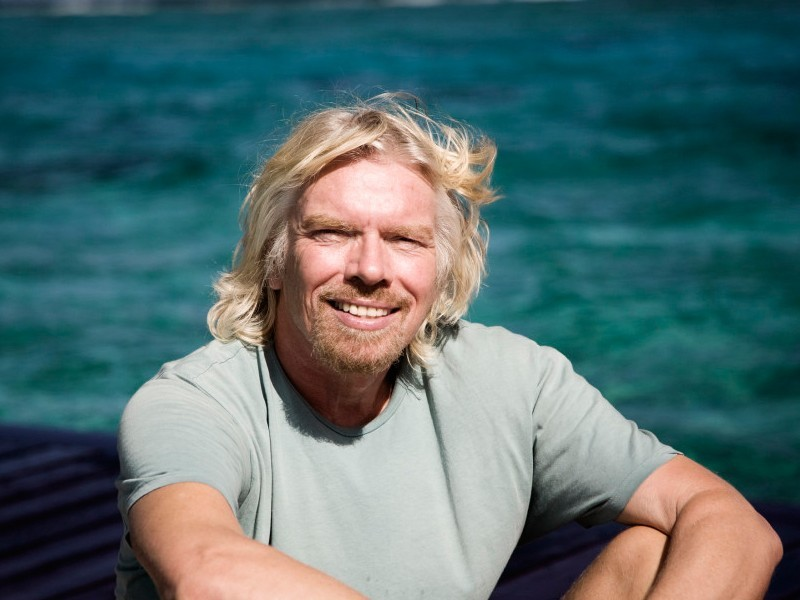 richard branson morning routine for success