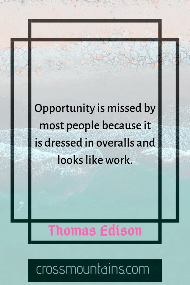 inspirational funny quotes about opportunity