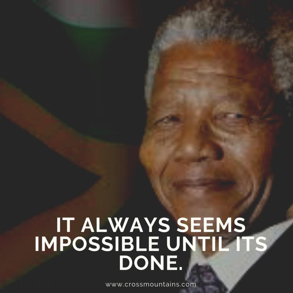 Nelson Mandela quotes on hope