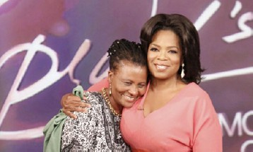 Dr. Tererai trent and oprah winfrey