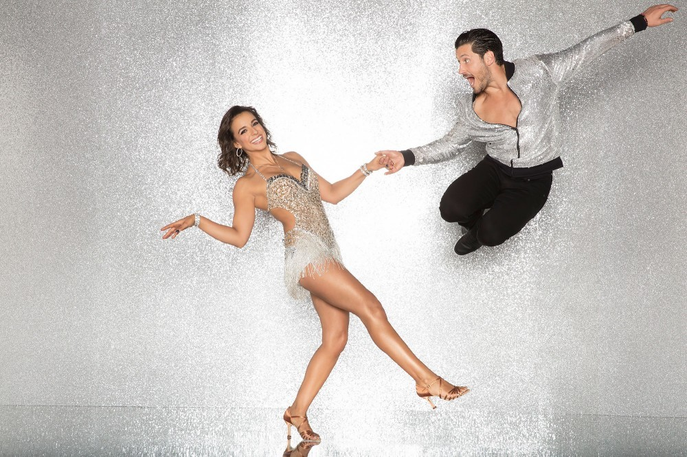 Victoria Arlen Dancing With The Stars