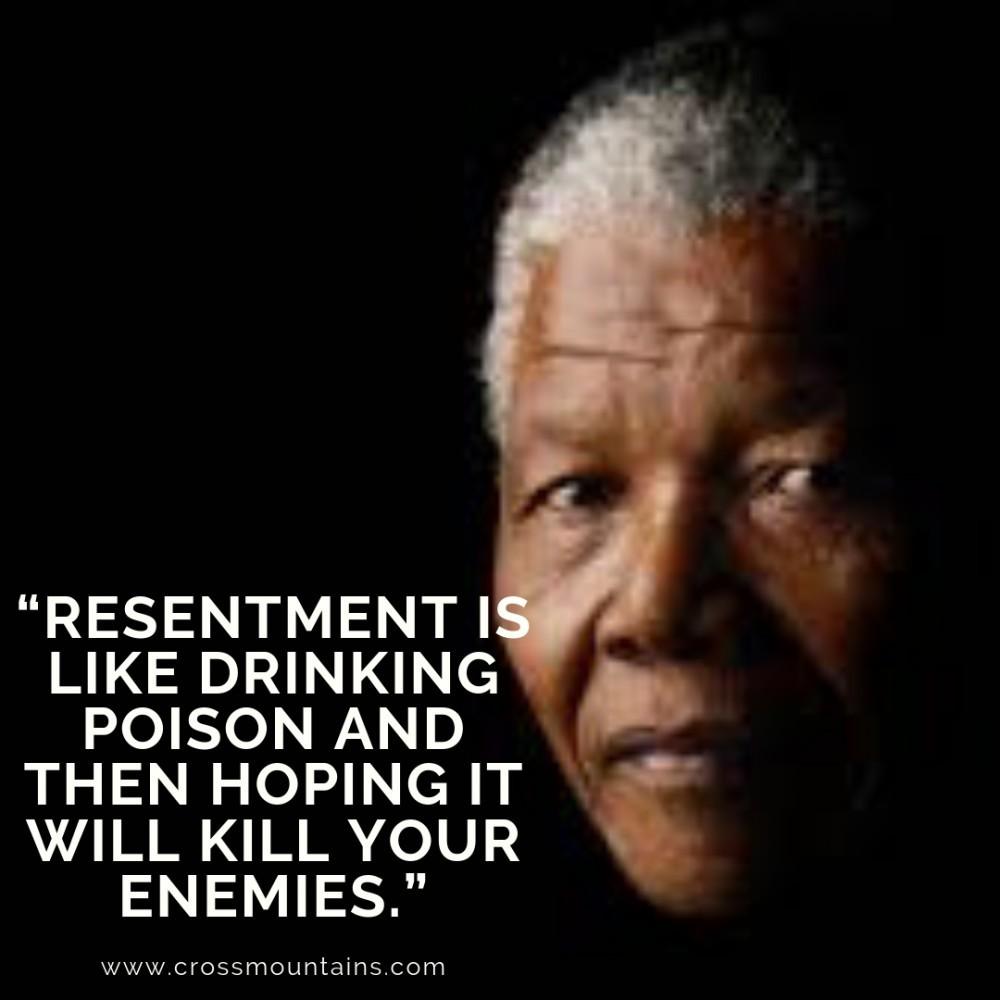 Nelson mandela quotes on forgiveness
