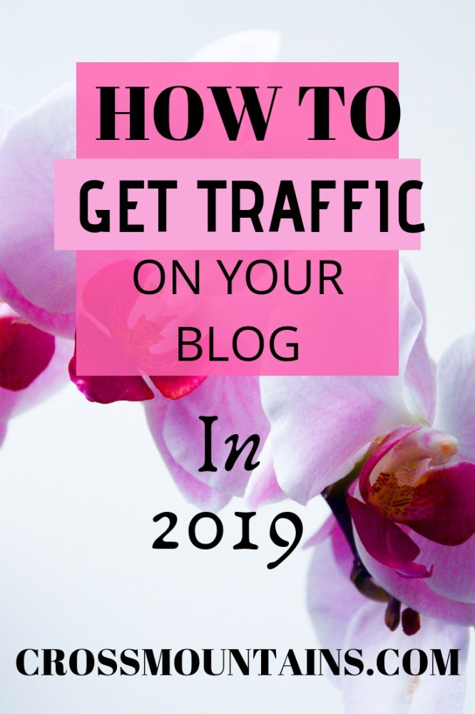 how to generate traffic on your blog