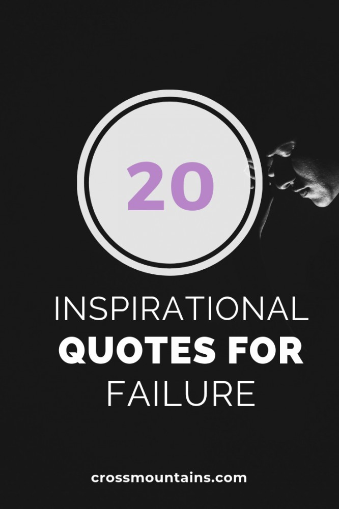 quotes for failure