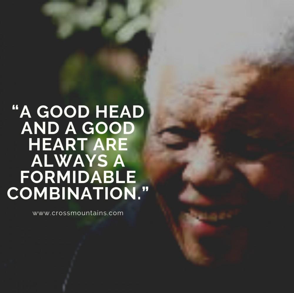 Nelson Mandela quotes on life