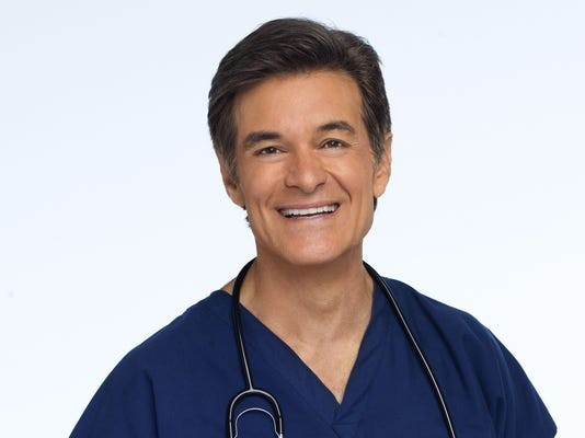 Dr. Oz morning routine for success
