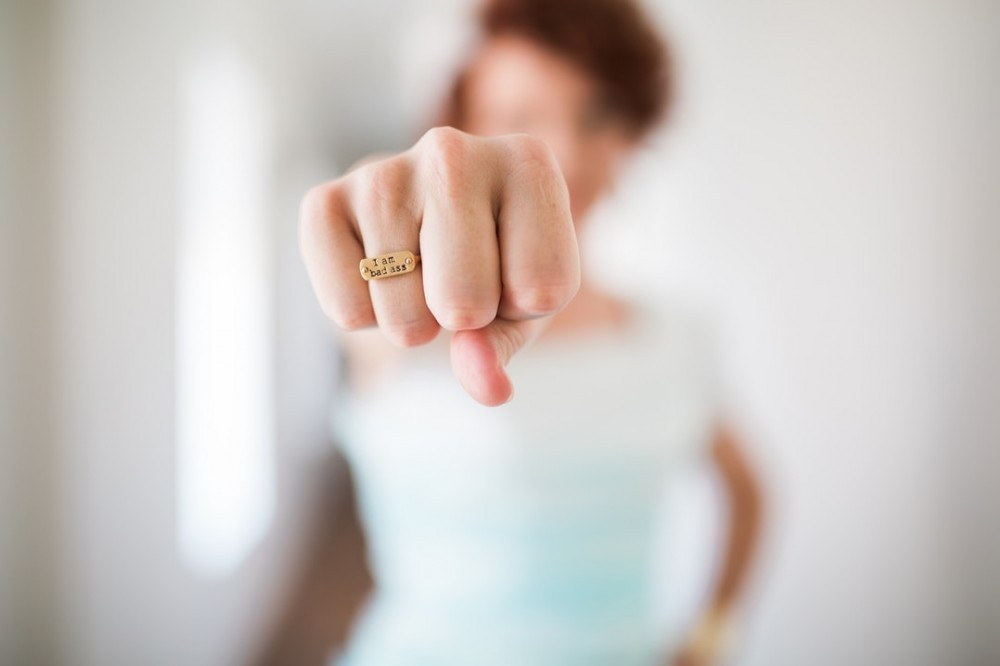 tightened fist, how to create the mindset for success