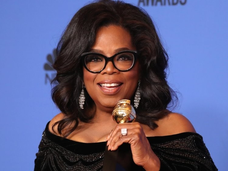 Oprah winfrey's morning routine
