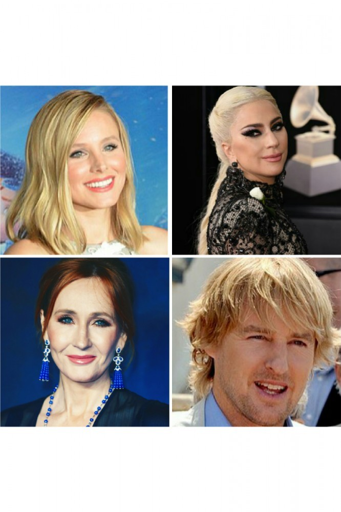several celebrities who have overcome depression