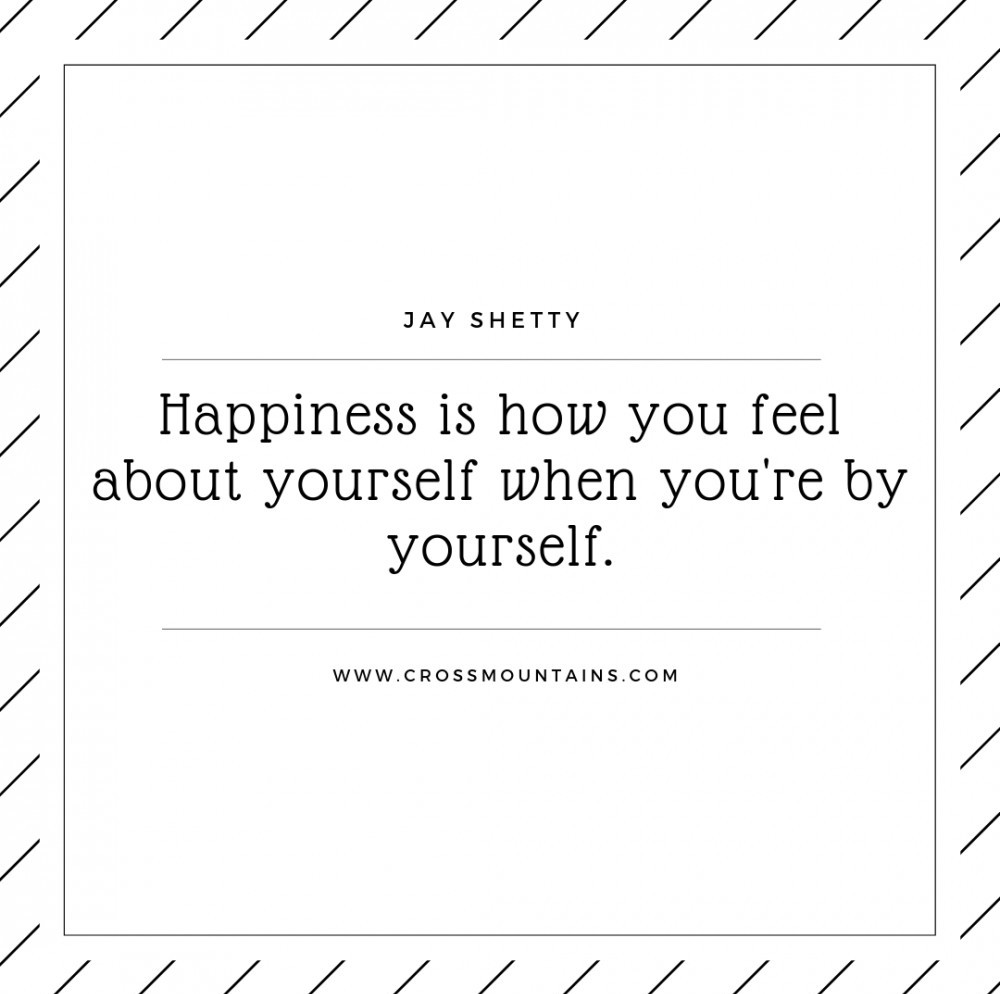 jay shetty quotes about happiness