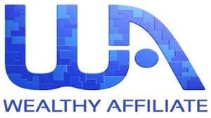 wealthy affiliate university  logo