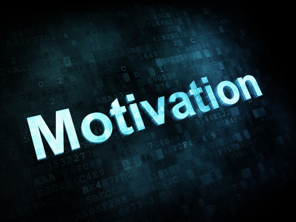 Motivation from natural brain supplements
