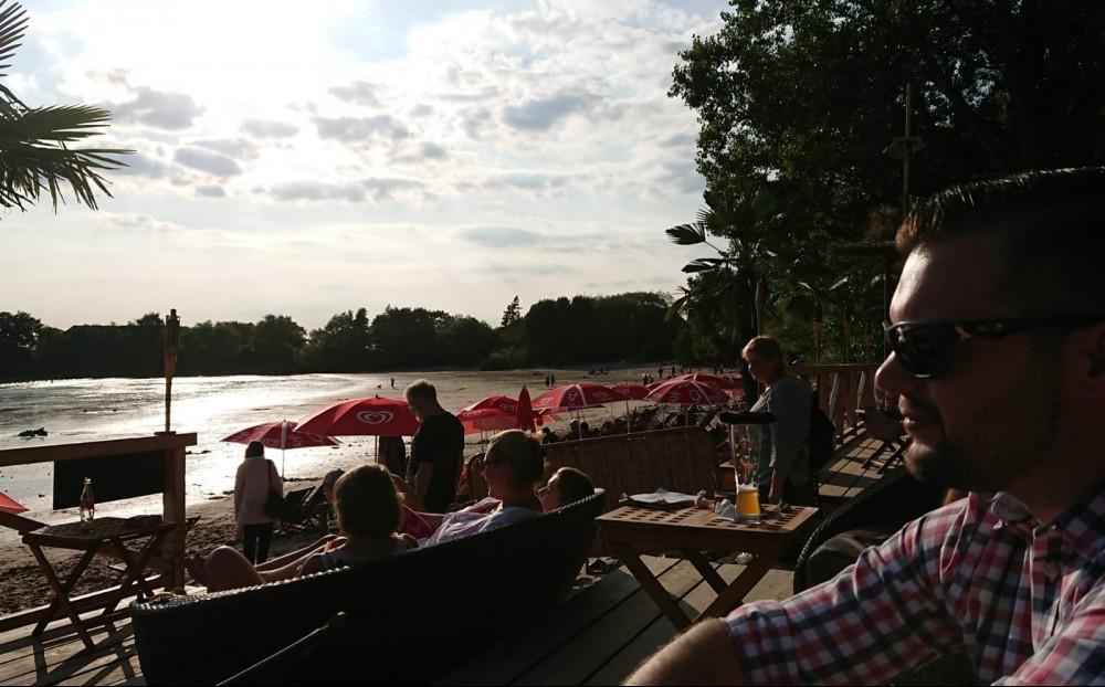 28°GRAD Strandbad Wedel
