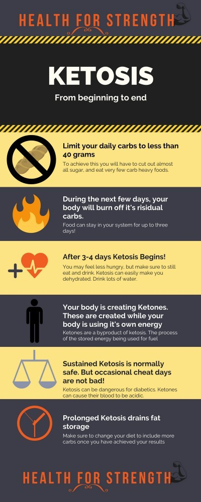 Ketosis Lifecycle