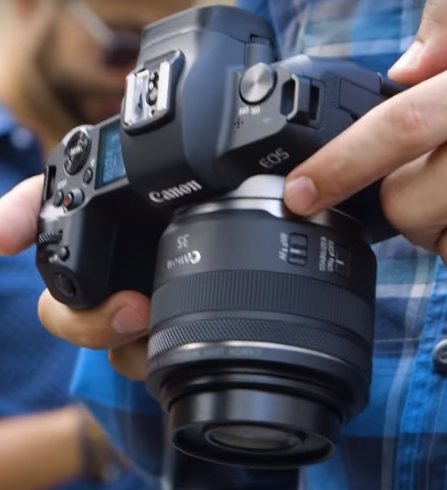 Canons New EF 50mm f/1.8 IS STM Lens Leaks Out?