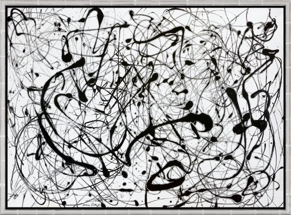 Jackson Pollock - No. 14