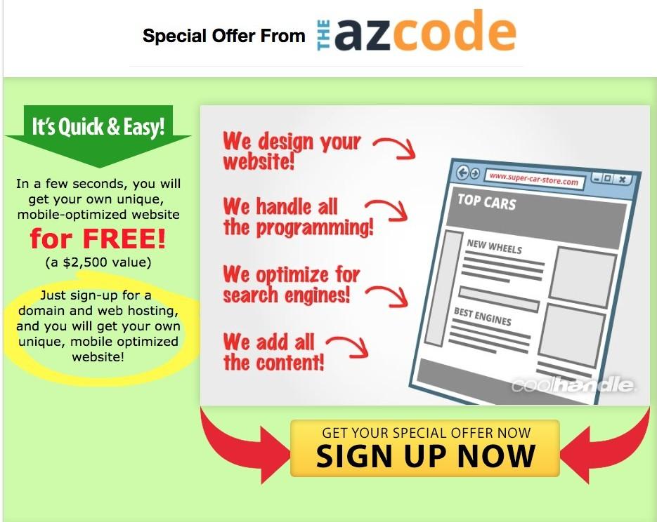AZ code
