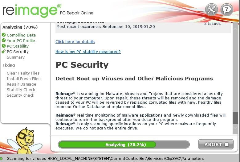 Reimage Repair Scam , Never Reinstall Windows 10 Again.