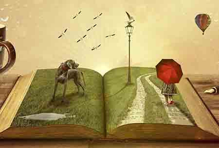 We can write our story any way we like!