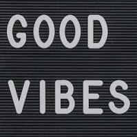 Raised vibrations improve our lives