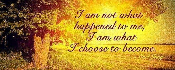 My life is my choice. I am not bound to my previous programming but can change my thoughts to create the life I desire for myself!