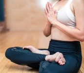 Yoga and meditation are reat ways tochange ourselves and raise our vibration.