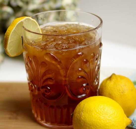 Benefits of Herbal Tea - Lemon Tea