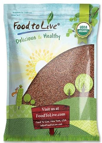 Organic Radish Seeds at Amazon