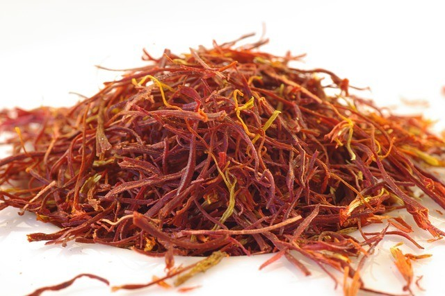 Saffron Spice. Photo by hodihu