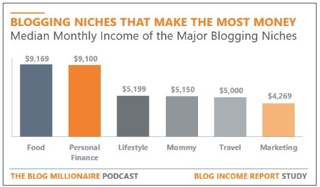 the best niche to make money online