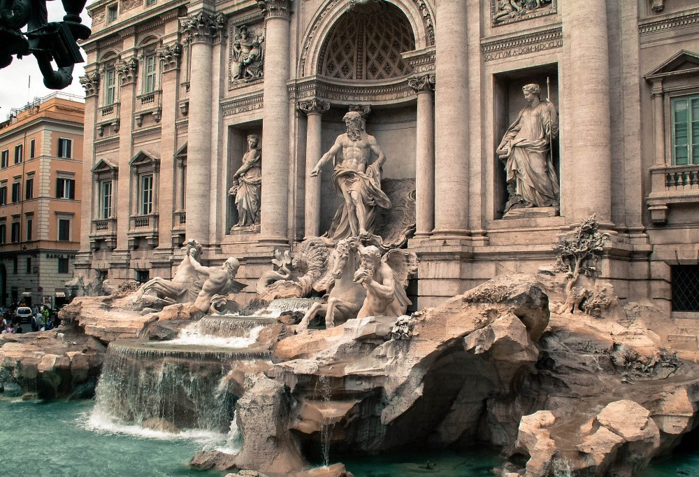 fontana-di-trevi-rome