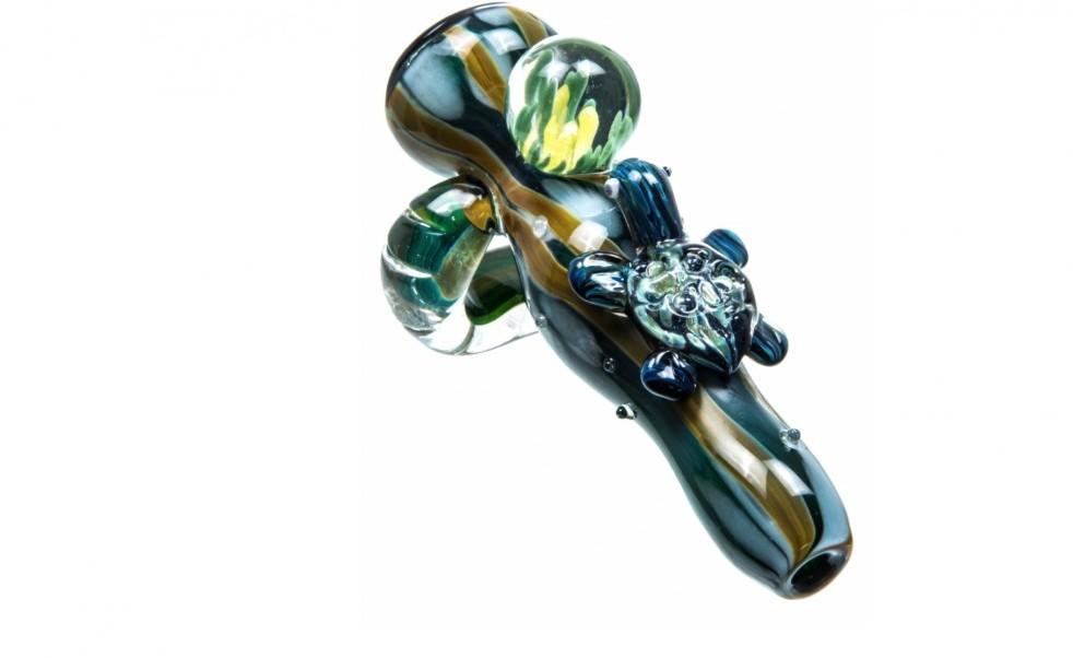 Empire Glassworks sea turtle Chillum