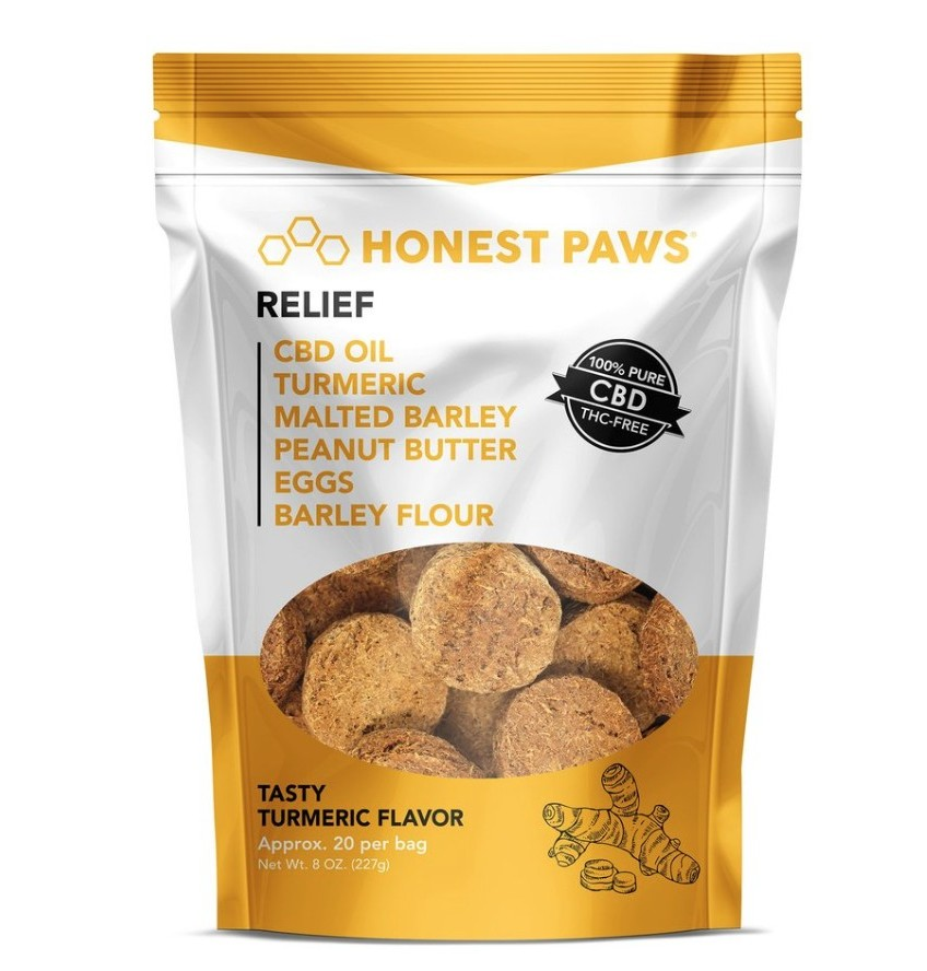 Honest Paws CBD treats