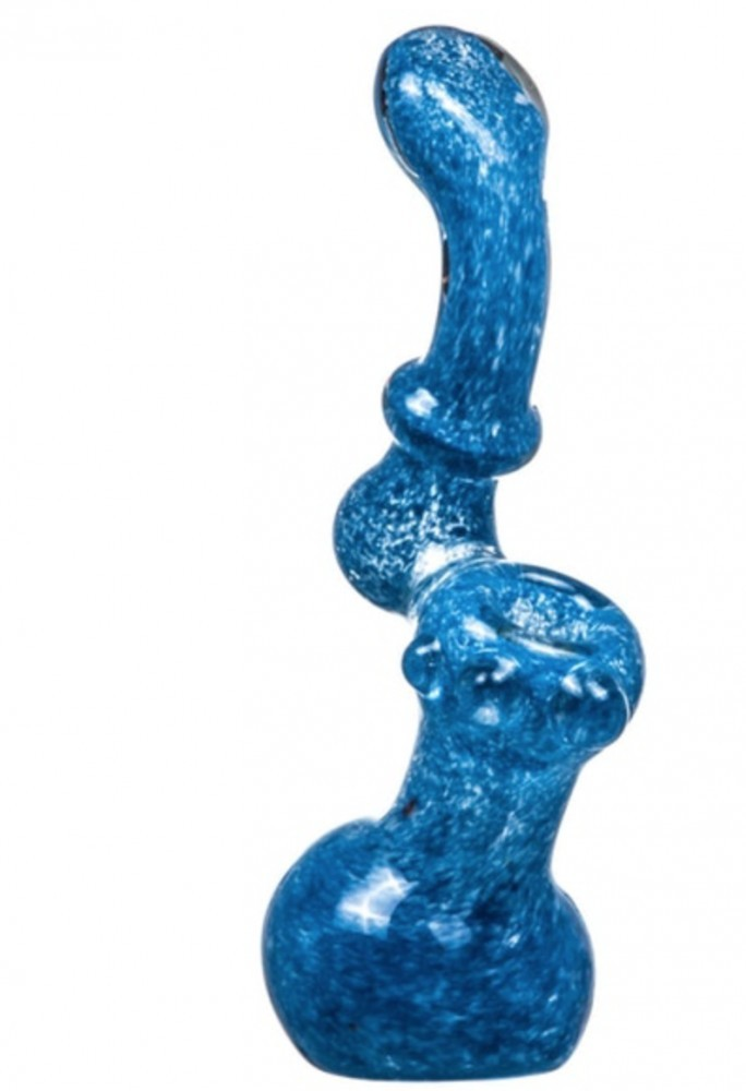 Mathematix Glass Glow in The Dark Bubbler