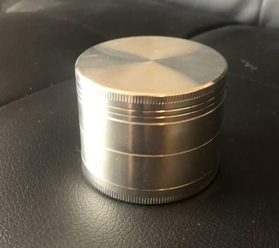 4-piece metal grinder