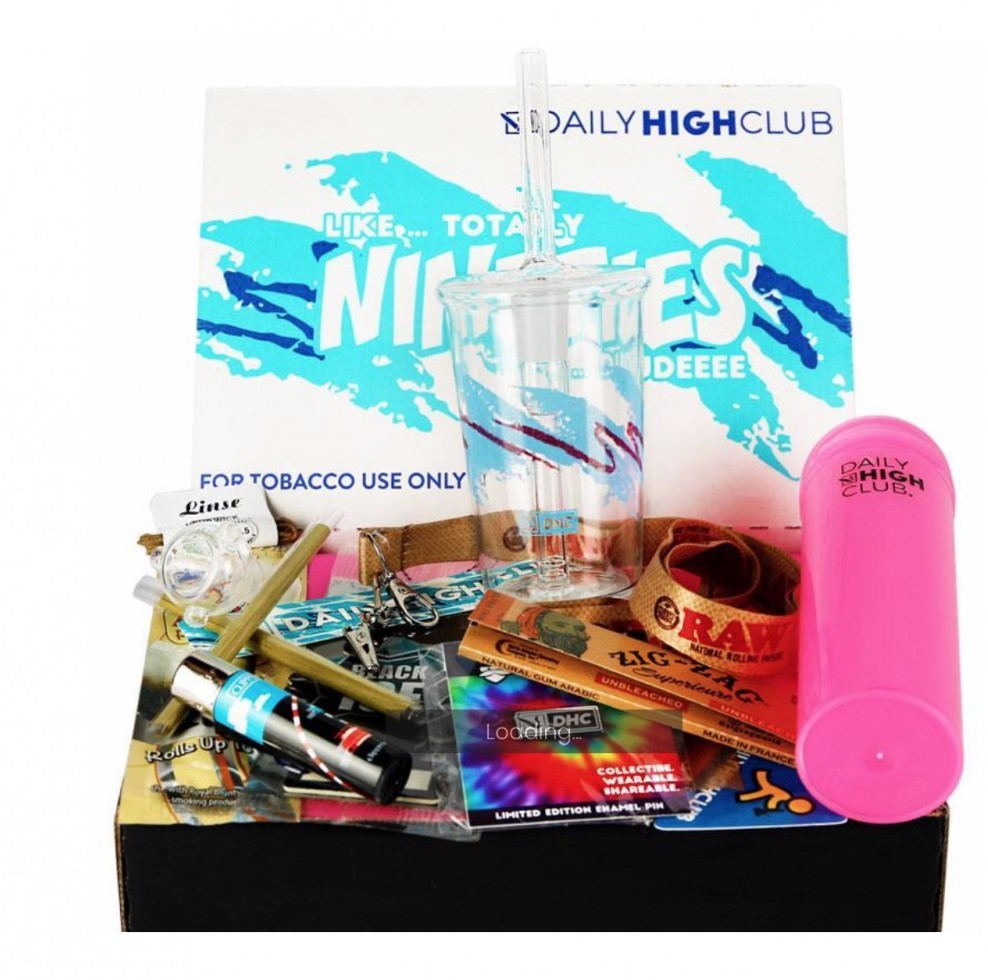 Daily High Club 'El Primo' Box