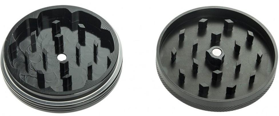G-Spot 2 piece herb grinder