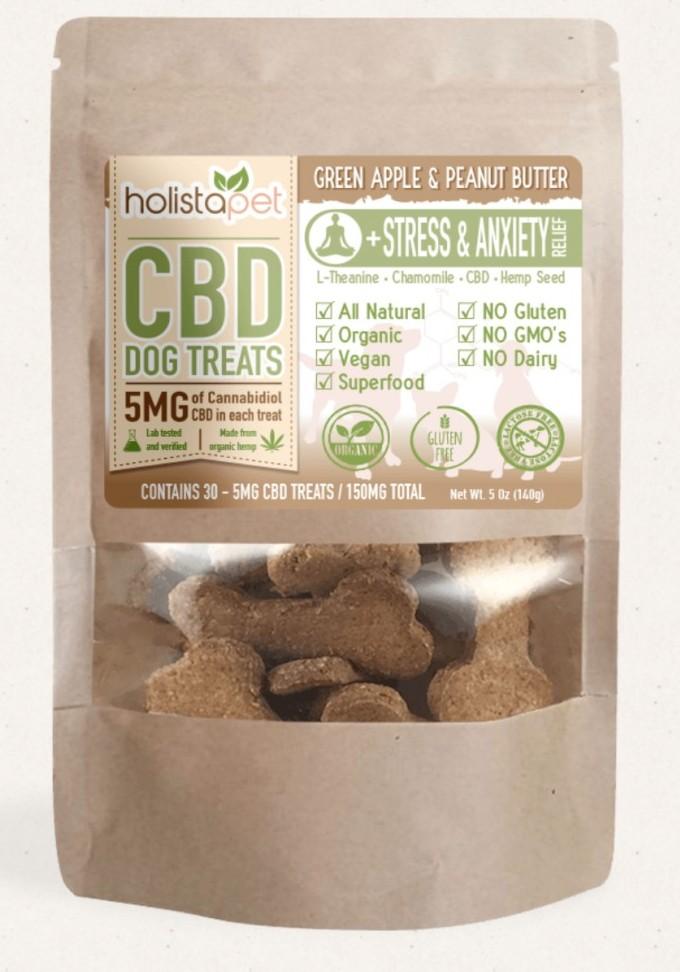 Holistapet CBD treats
