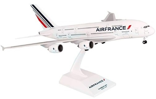 A380 diecast model