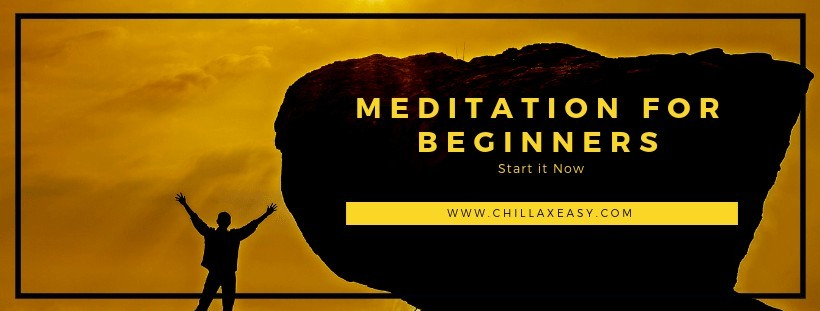 Meditation for Beginners by Chillax Easy
