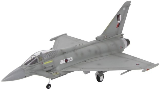 Eurofighter Typhoon Diecast Model