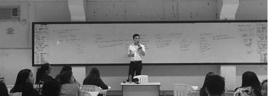 Jason Ong in Class