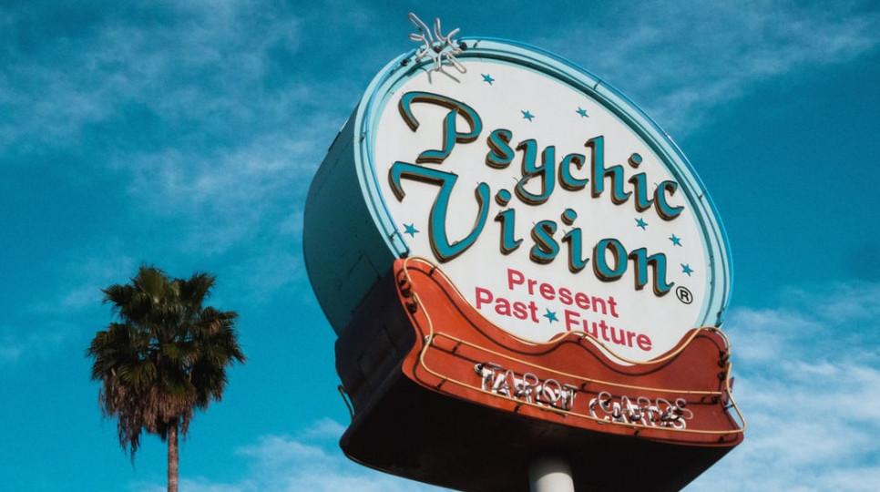 Psychic thinking in terms of negative thinking patterns
