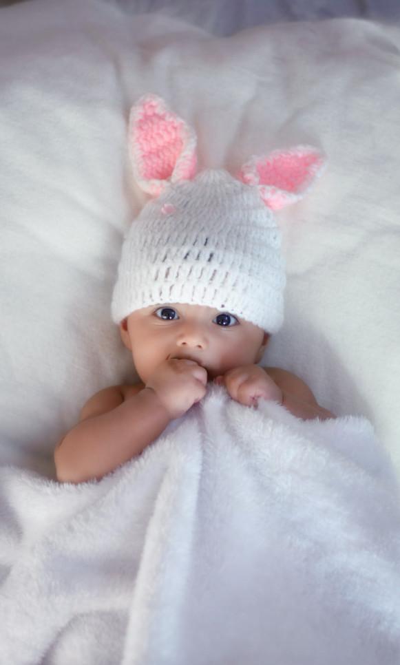 A little baby cutie
