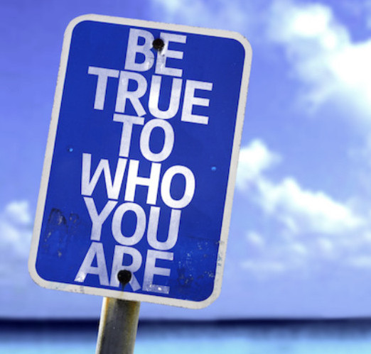 Be the truth of you