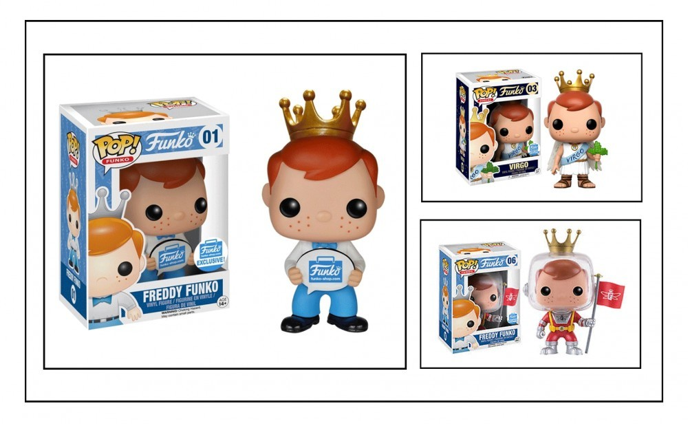 freddy funko variety characters