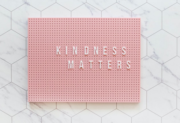 Kindness to self matters