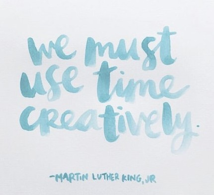 use time with kids creatively